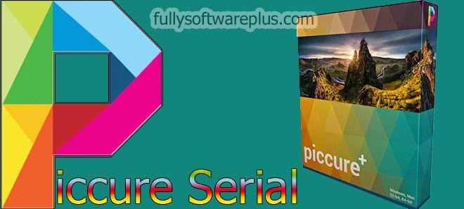 piccure plus license key