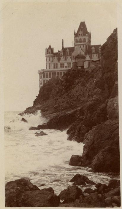 cliff house, san fran