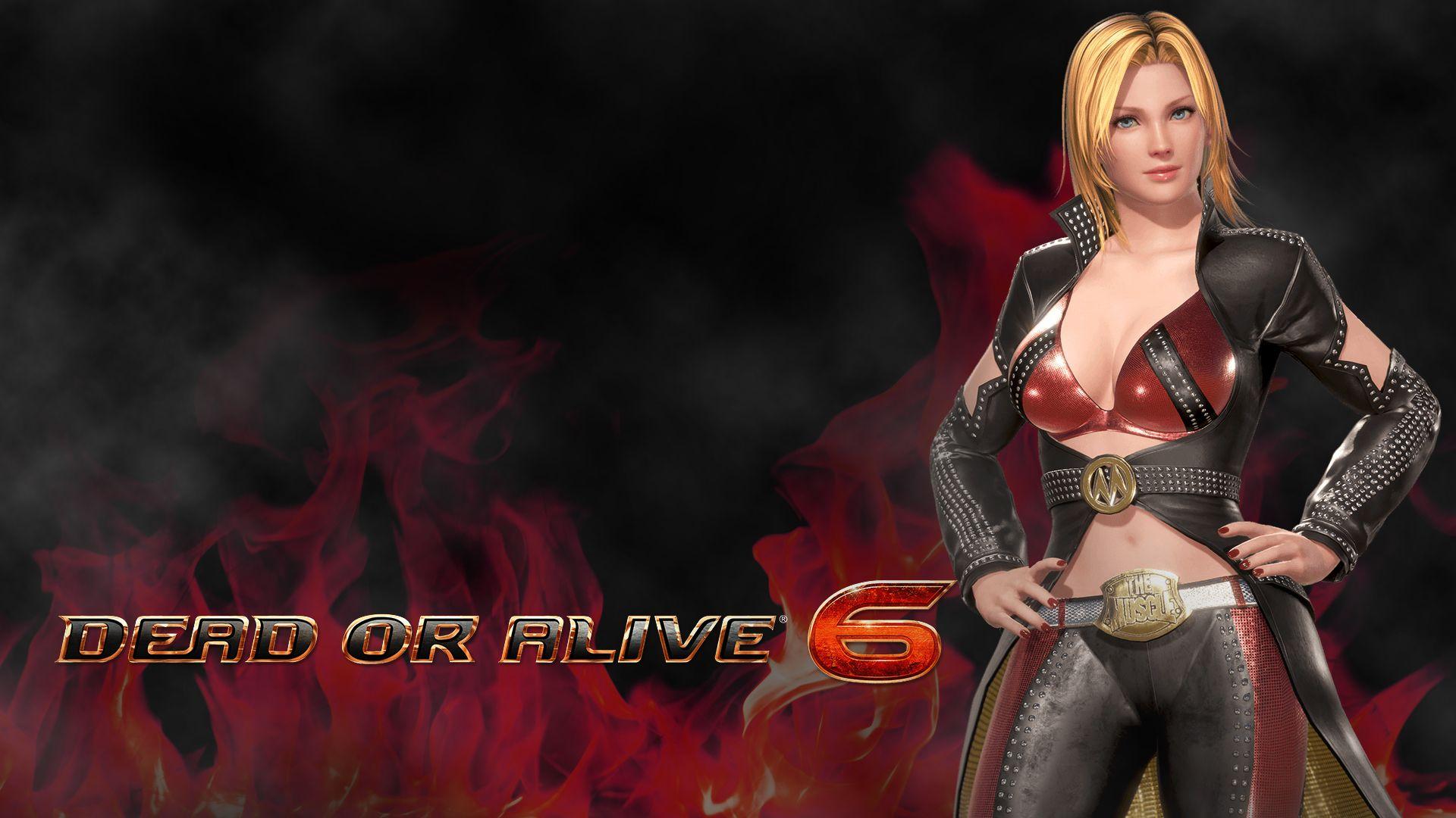 Tina Armstrong Dead Or Alive 6 Tina