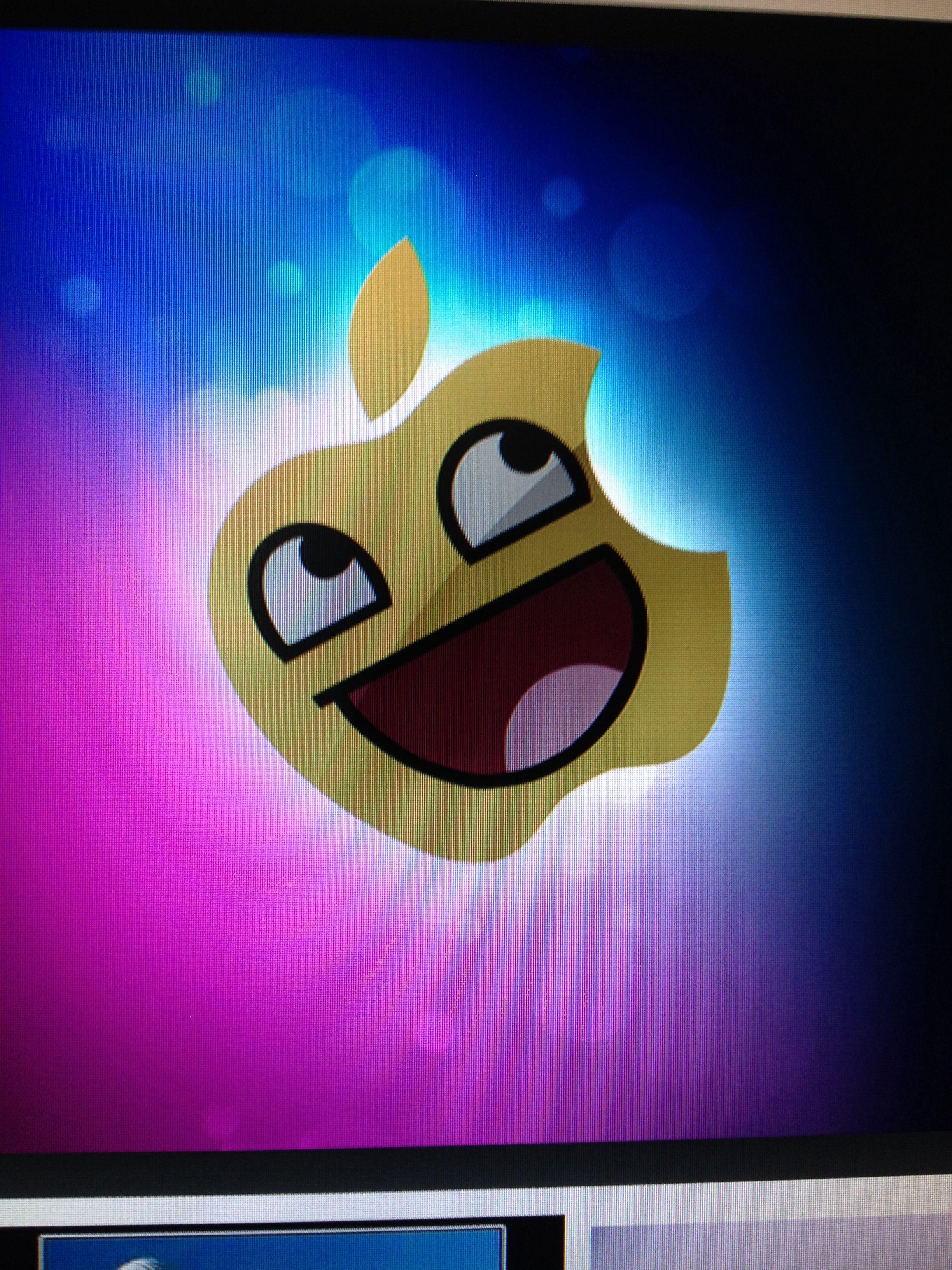 Epic Face Apple Epic Princess Luna Face