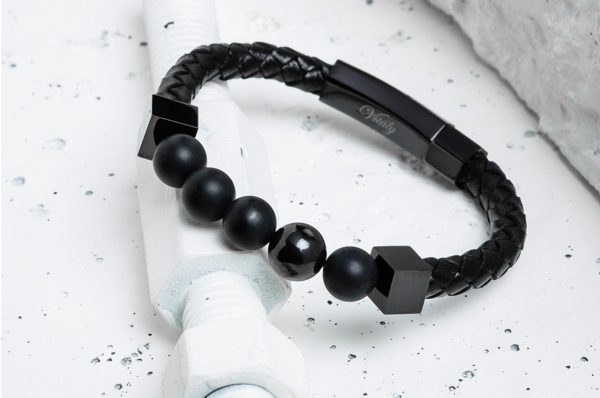 Perlen x matte black talydesignproductsperlenx