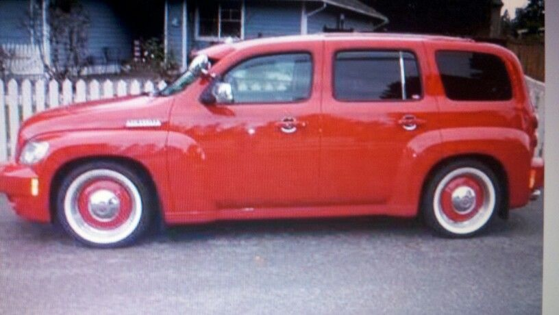 Great wheels chevy hhr panel truck hot cars