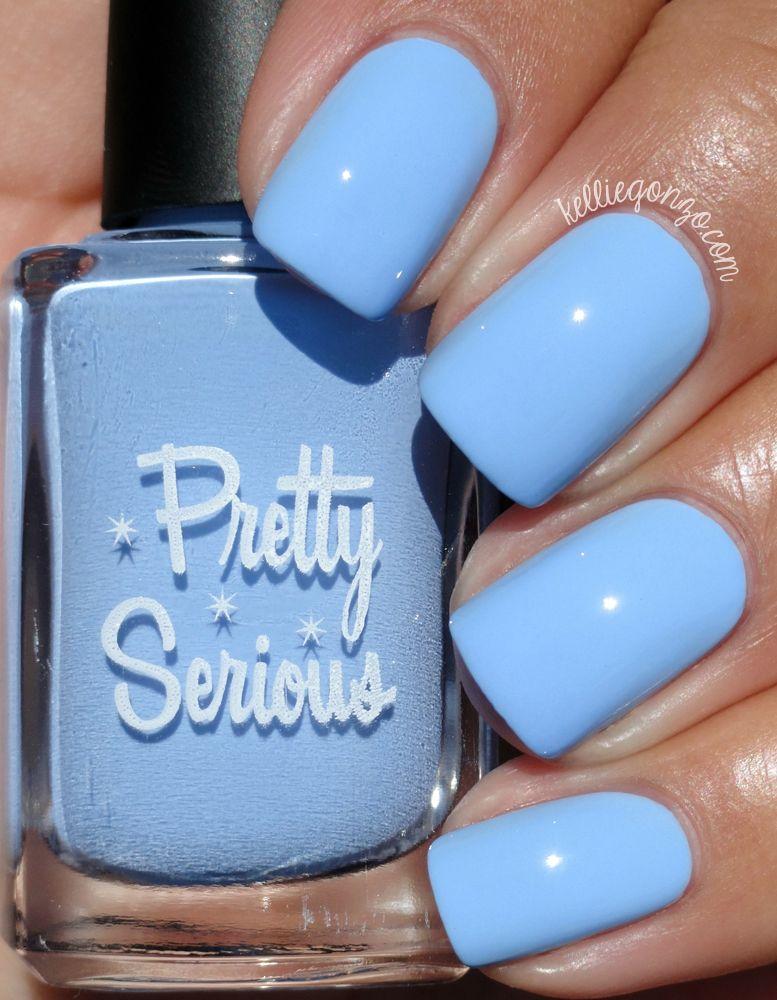 Pretty Serious Cosmetics Can't Take The Sky // @kelliegonzoblog