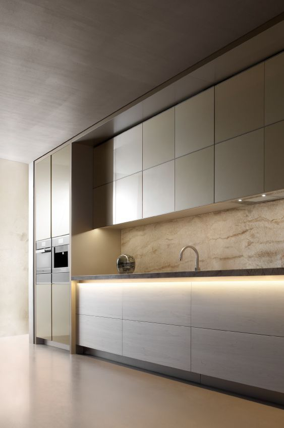 Armani Dada kitchen Get started on liberating your interior design