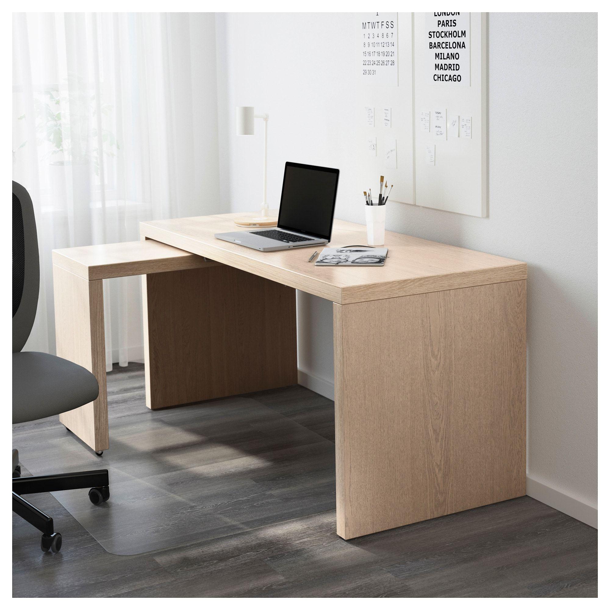 Ikea Schreibtisch Malm 2021