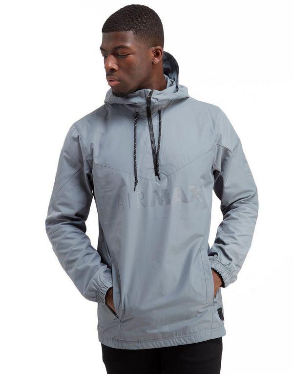nike air jacket half zip