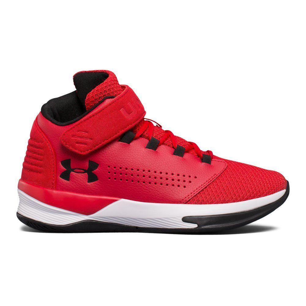 Under Armour Boys/' Ua BGS Get B Zee Basketball Shoes