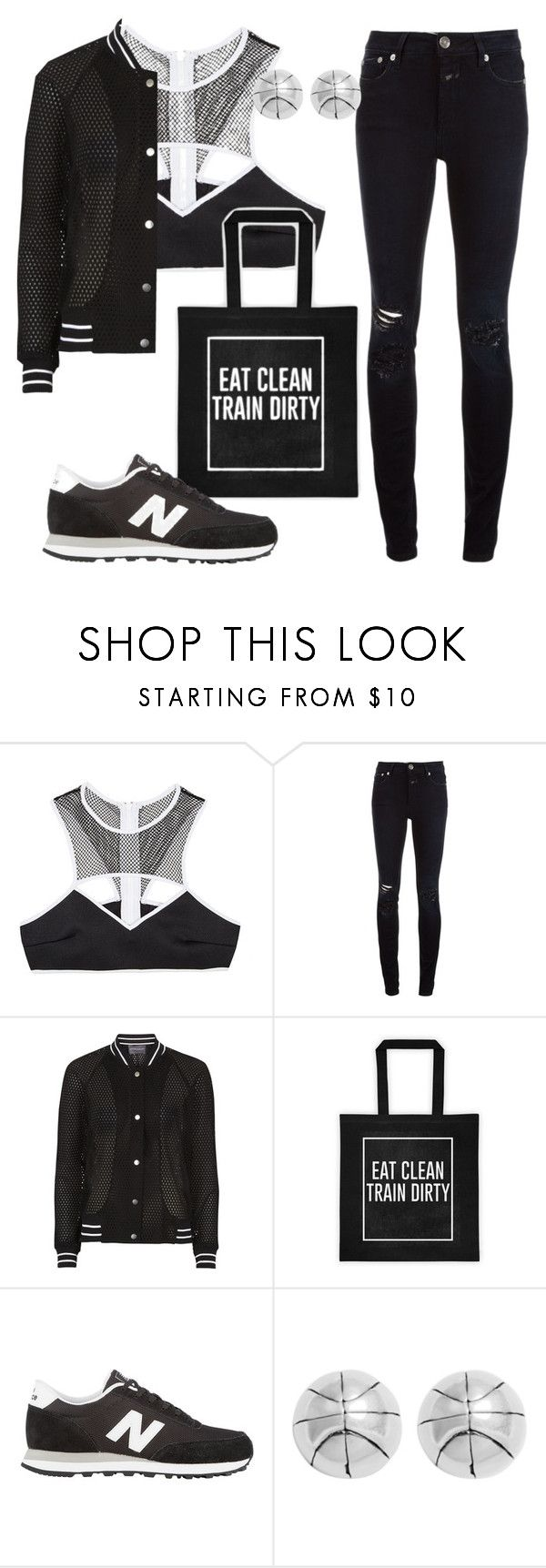 """Maybe"" by eileenelizabeth ❤ liked on Polyvore featuring This Is a Love Song, Closed, Antipodium, New Balance, Journee Collection and polyvoreeditorial"
