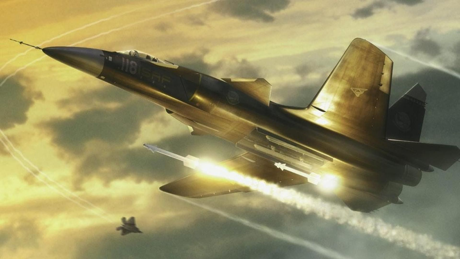 Ace Combat 1080p Windows 1920x1080 Fighter Planes Fighter