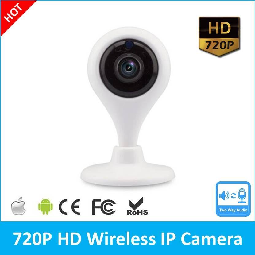 Mini Wifi Camera Wireless 720p Hd Smart Camera Baby Monitor Cctv Security Camera P2p Cloud Audio Intercom Home R Cctv Security Cameras Wifi Camera Smart Camera