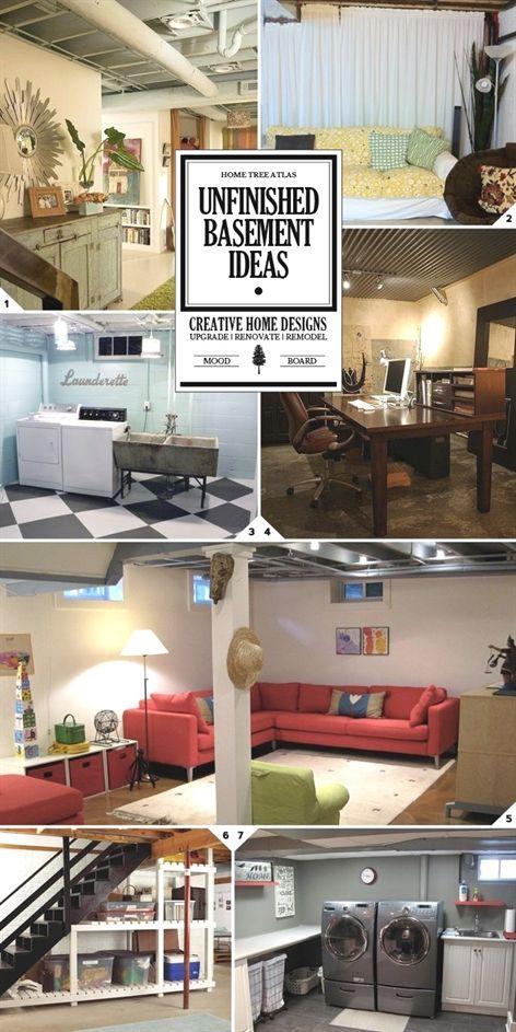Photo of Unvollendete Keller-Ideen, damit der Raum gut aussieht und sich auch so anfühlt