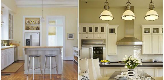 How To Brighten Up A Dark Wood Kitchen 4 Proven Ways To Brighten Up A Dark Kitchen Brighten Kitchen Dark Kitchen Kitchen Without Window