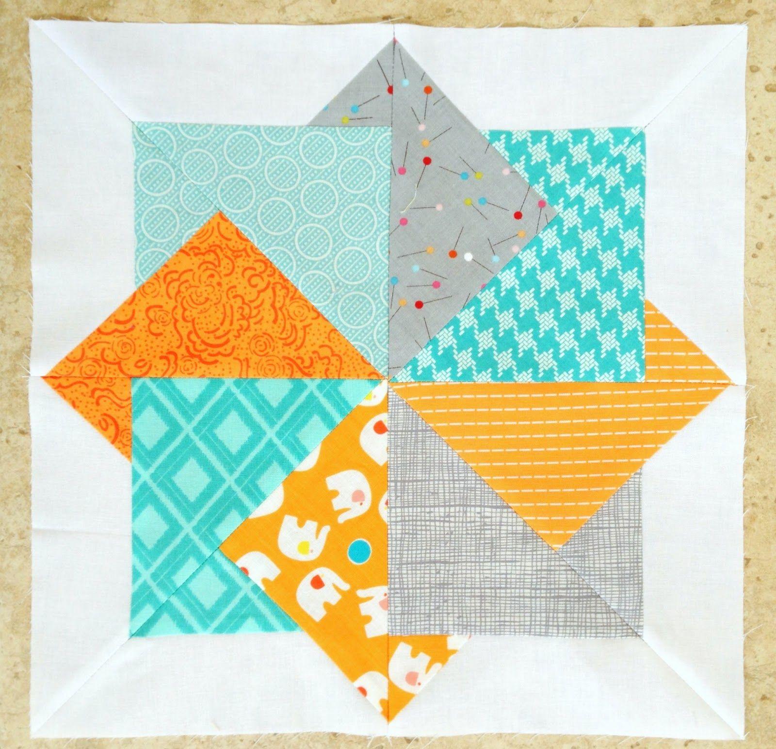 Craft Sew Create: Super Card Trick Block Pattern! | Paper-piecing ... : card trick quilt block - Adamdwight.com