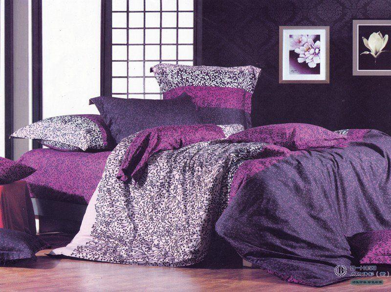 Purple Duvet Cover Sets King Size Sweetgalas