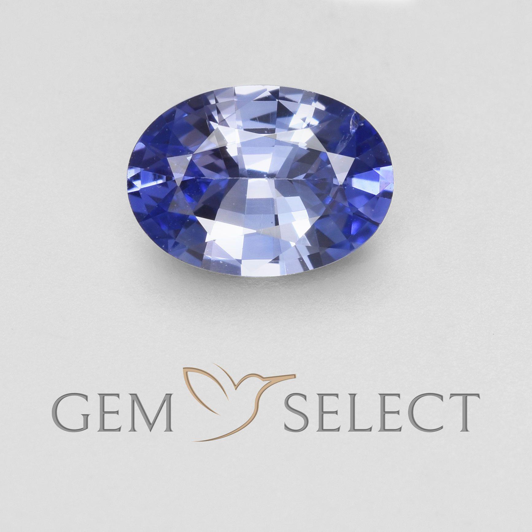 0 78 Ct Pastel Blue Sapphire Sapphire Gemstone Blue Gems Blue Sapphire