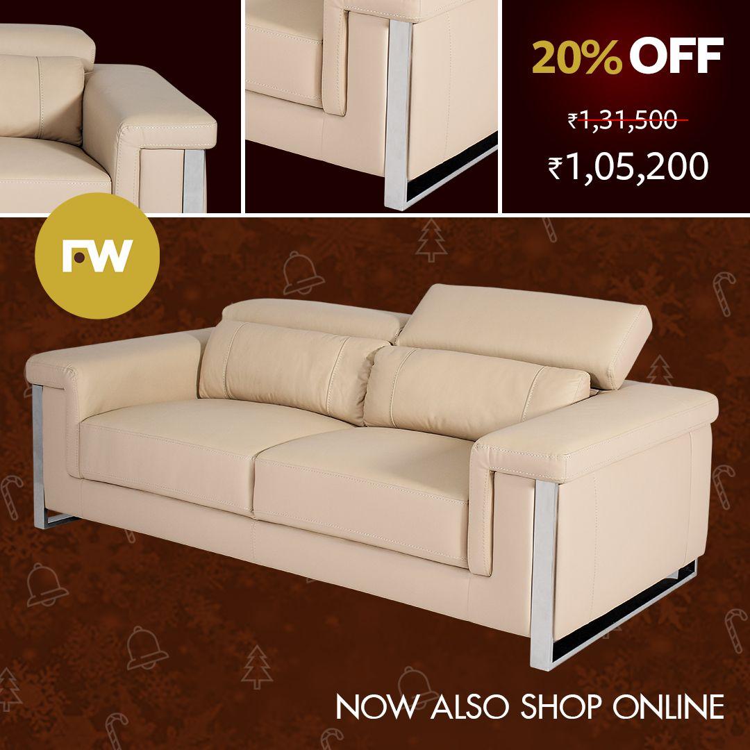 Pin By Furniturewalla Fw On Now Shop Online Online Furniture Stores Leather Sofa Set Online Furniture