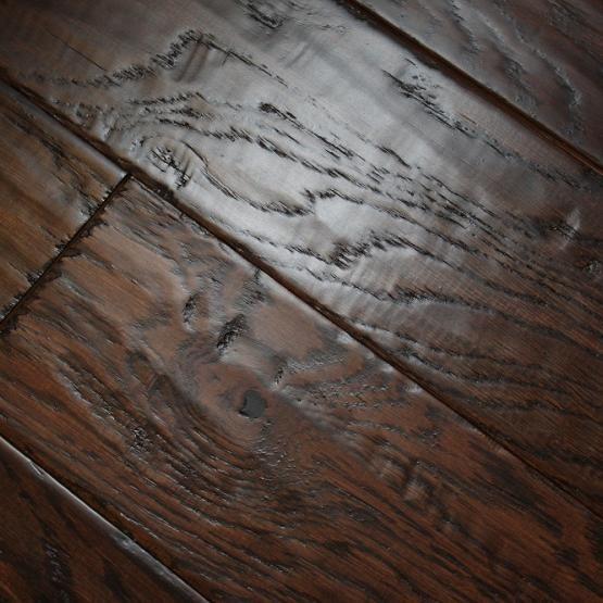 3 8 Hardwood Flooring wire brushed oak coffee 38 in thick x 5 in wide x Flooring Oak Aged Bronze 38
