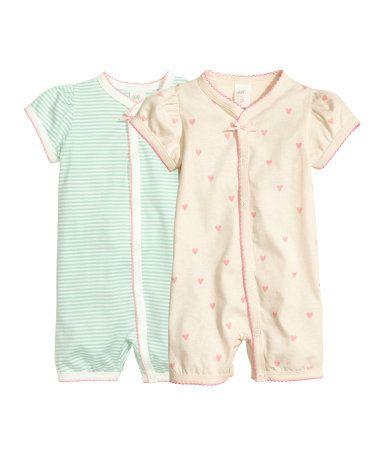 5c2f046536 Pack de 2 pijamas
