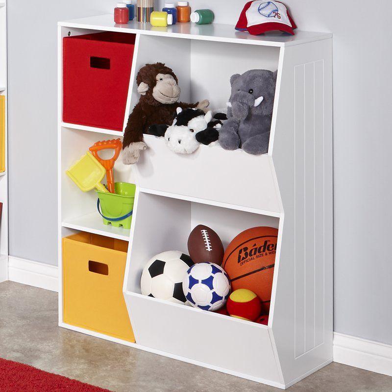 Beau The RiverRidge Kids 3 Cubby, 2 Veggie Bin Cabinet Provides A Variety Of  Storage Options