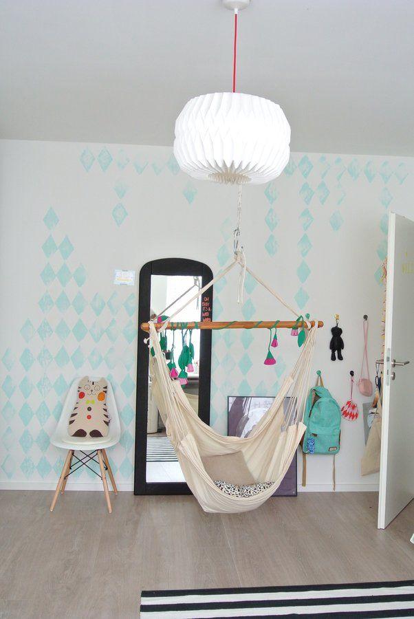 Im Kinderzimmer...   Kinderzimmer, Wände und Wandfarbe farbtöne