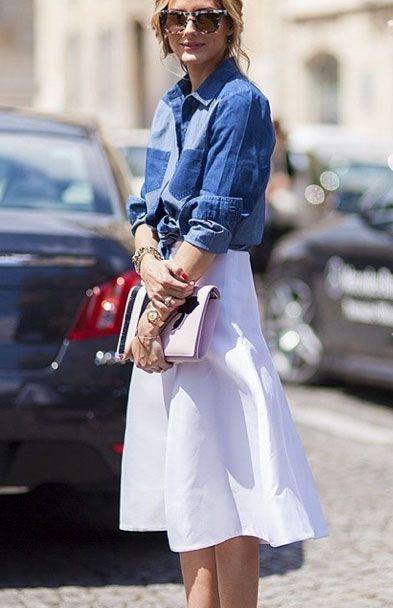 How to wear Summer denim
