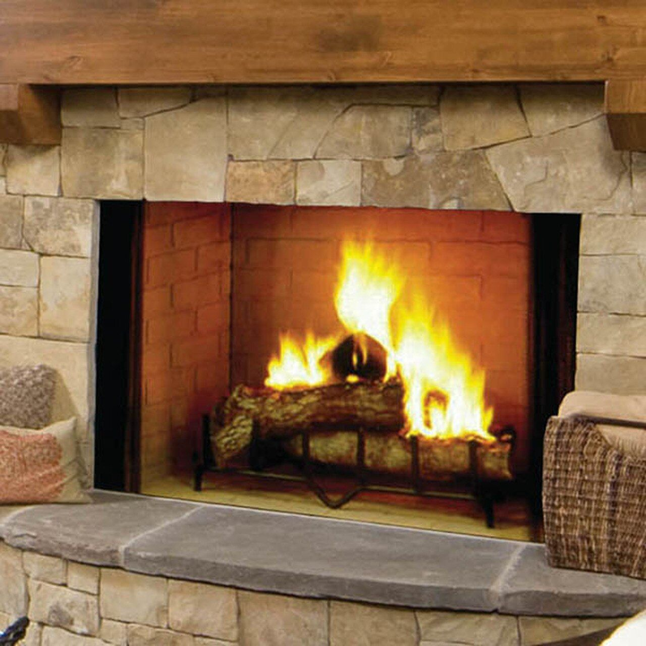 Majestic Biltmore Wood Burning Fireplaces Woodworking Plans Free Wood Pro In 2020 Woodworking Projects Furniture Woodworking Plans Patterns Woodworking Furniture Plans