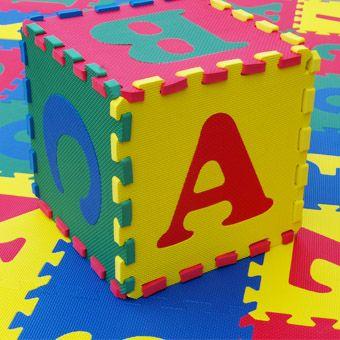 Playmat Abc 123 Alphabet Playmat For Kids Learning Greatmats Foam Floor Tiles Playmat Kid Floor Mats