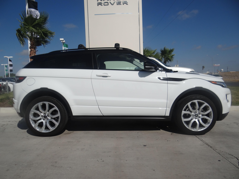 Range Rover San Juan >> New 2013 Range Rover Evoque At Land Rover San Juan Texas Www