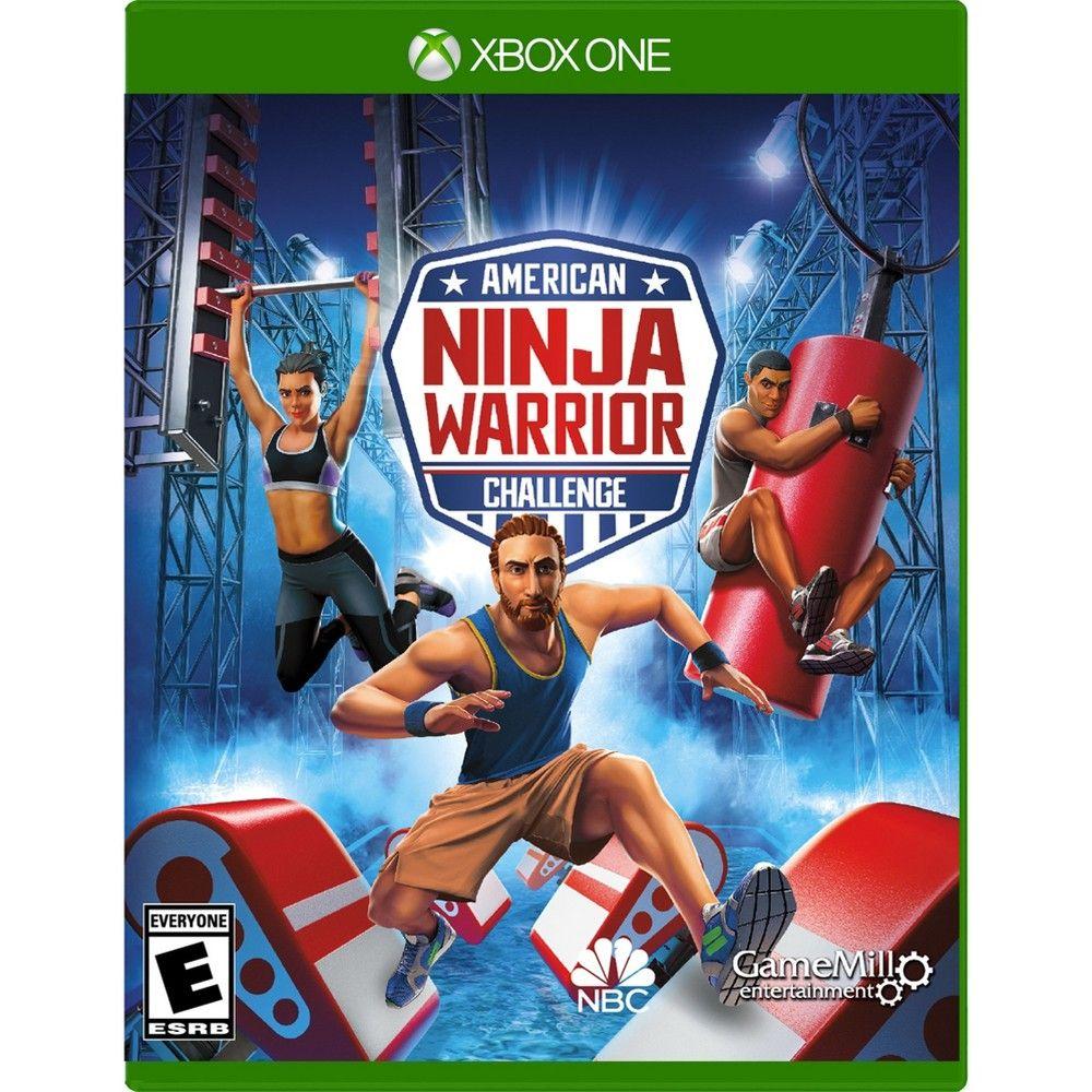 American Ninja Warrior Challenge Xbox One American