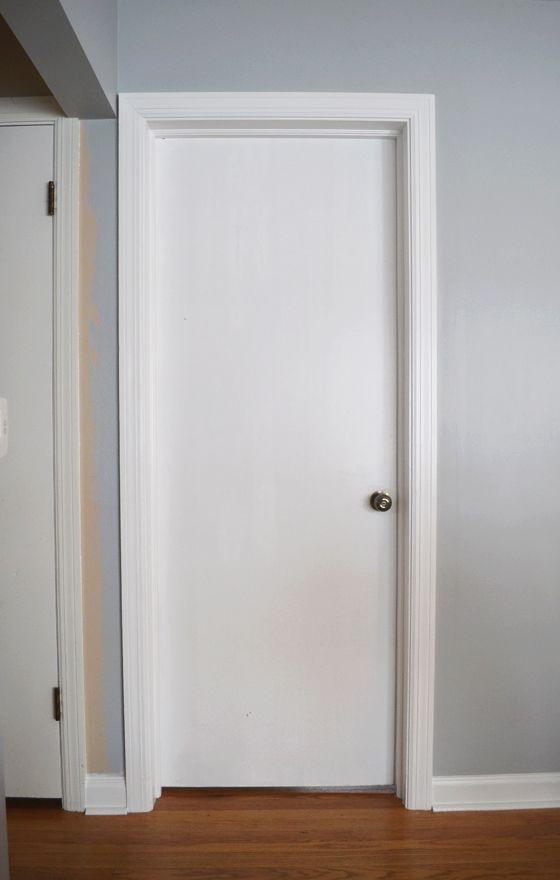 Black is the New White (Updating Hollow Core Doors)   Door ...