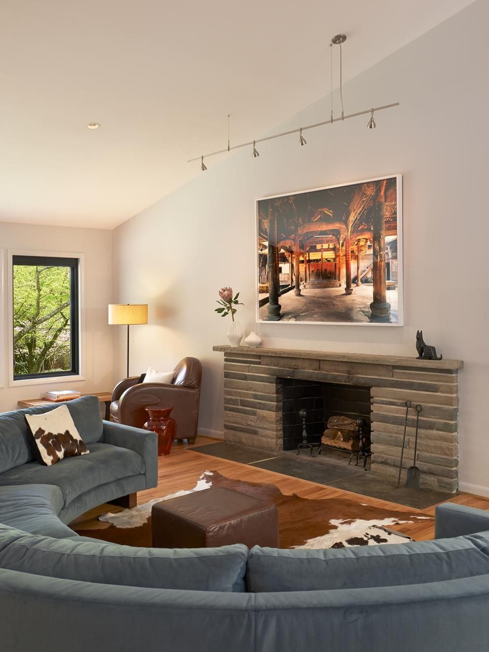 33++ Cozy living room without a rug info