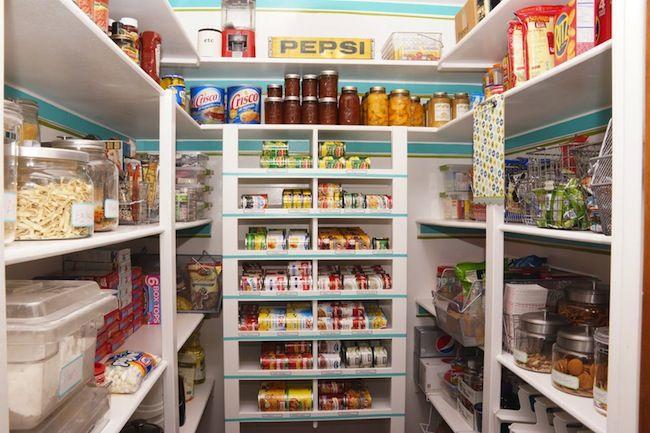 Walk In Pantry My Favorite Room Big Dreams Pantry