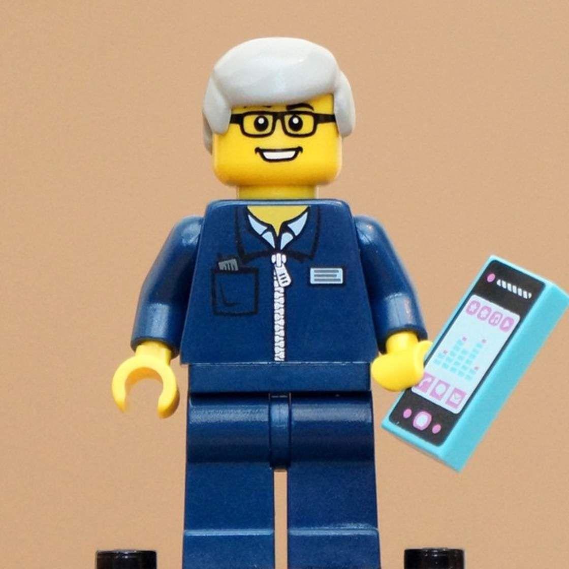 Famousbrick les grands noms de la high tech deviennent for Lego entwickler job