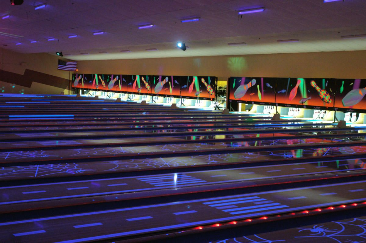 Remember Disco Bowling Get The Fun Rolling At Fantasy Lanes Take Your Family And Friends And Bowl On Places To Celebrate Birthday Bowling Latest Video Games
