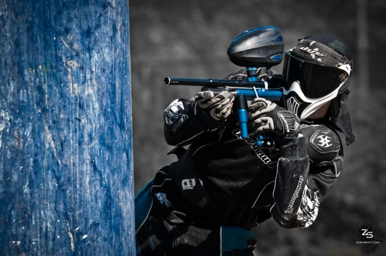 Wallpapers Sports - Leisures > Wallpapers Paintball Paintball By .