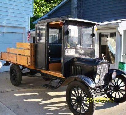 1922 Ford Model T Truck Ford Trucks Trucks Ford Models