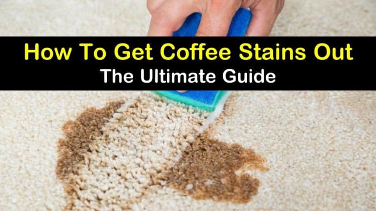 9 clever ways to get coffee stains out in 2020 coffee