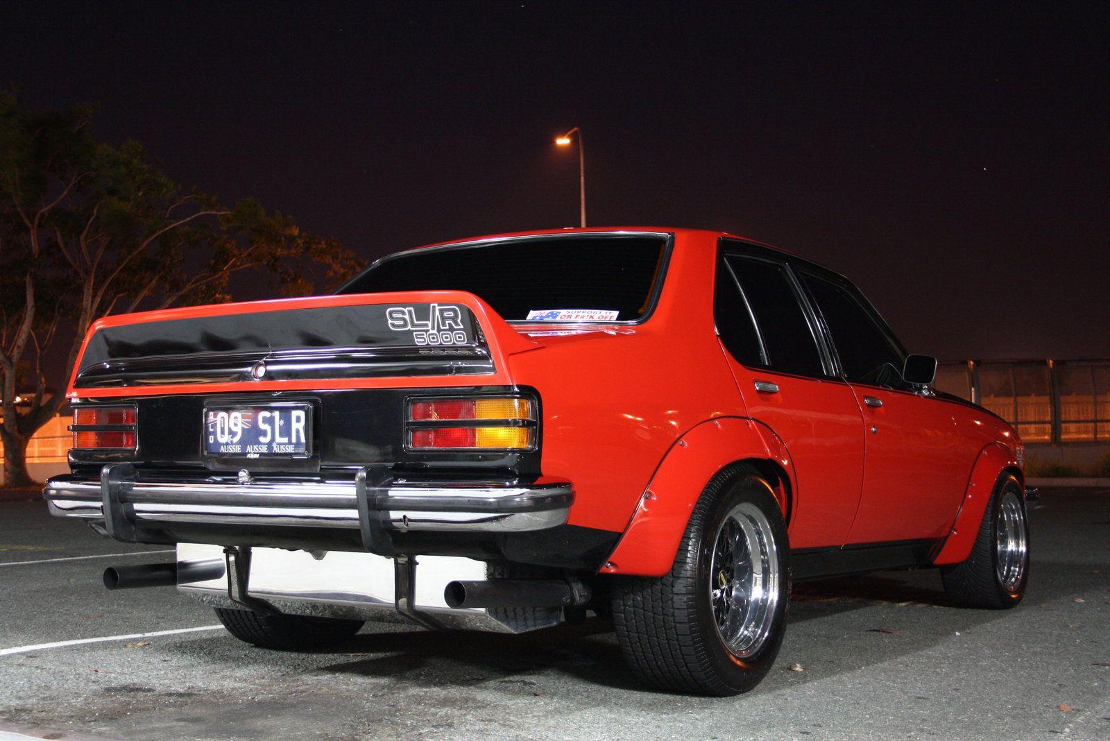 Holden Torana SLR (Australian Muscle) Holden muscle cars