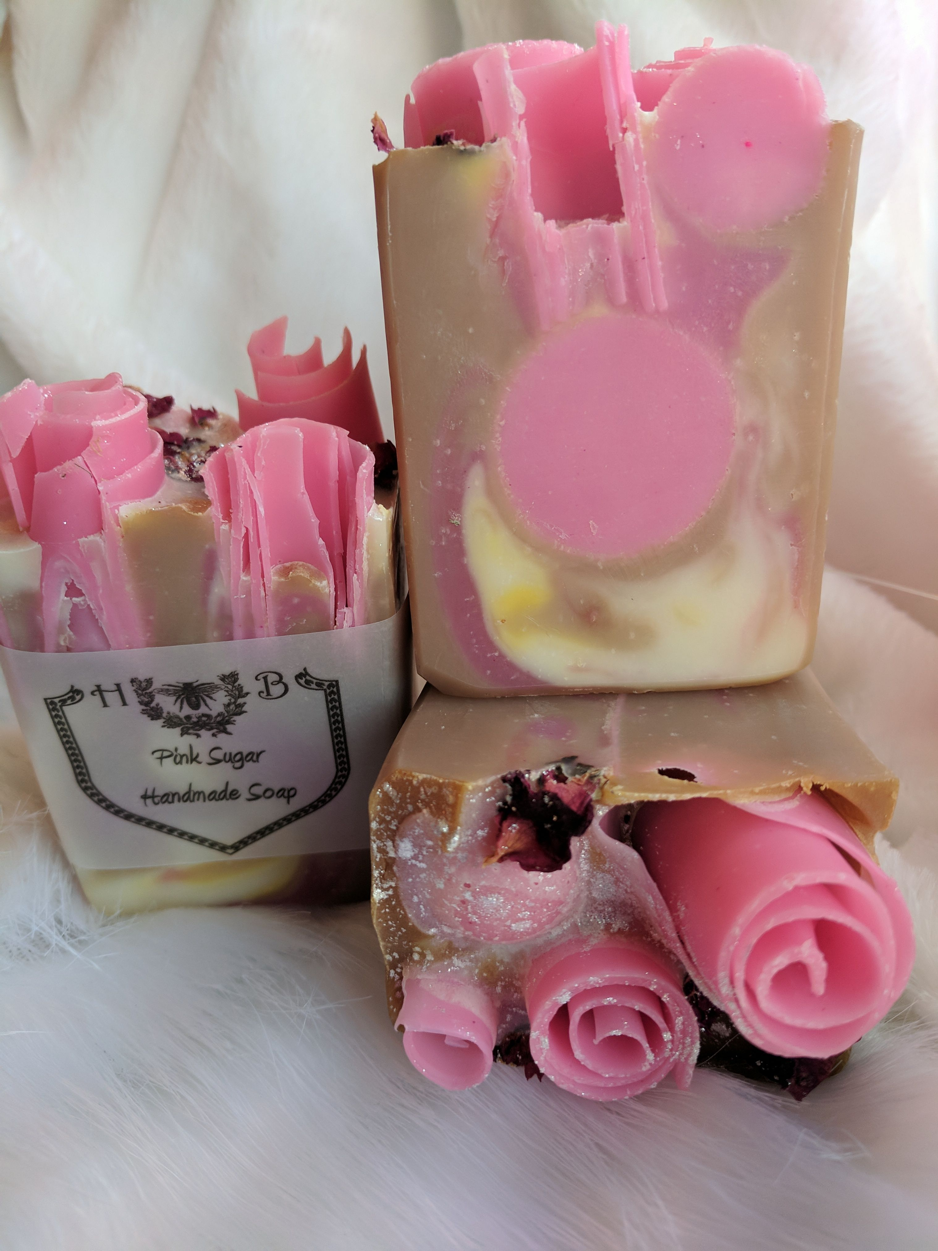 Soap Curls | Soapi\'Bombs | Pinterest | Handmade soaps and Homemade soaps