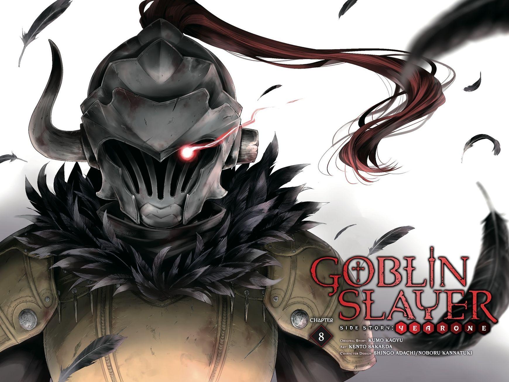 Goblin Slayer Side Story Year One ch.008 Slayer, Goblin