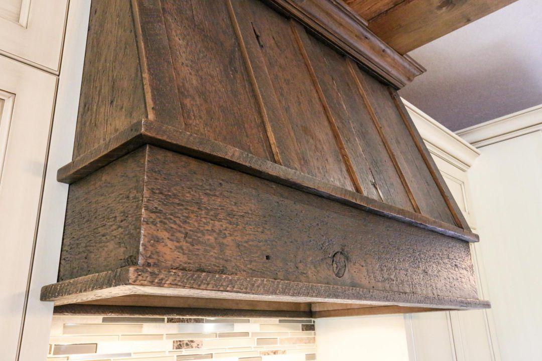 Timber Barn Rustic 9 What A Beautiful Range Hood Barn Kitchen Kitchen Hood Design Rustic House