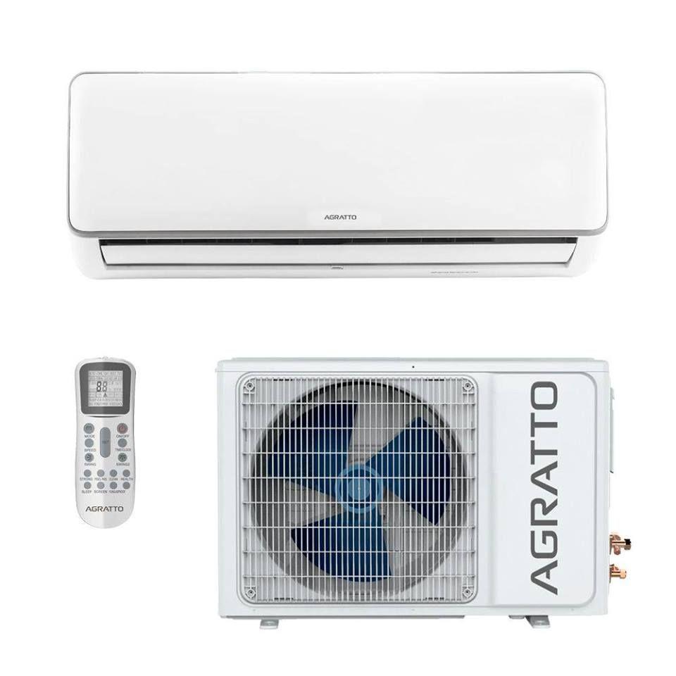 Ar Condicionado Split Hw Inverter Agratto Neo 12 000 Btus So Frio
