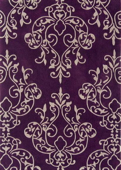Purple Rug- Milano Purple....master bath | house ideas ...