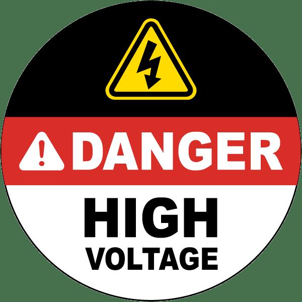 High Danger Hazard Voltage Free Download Png Hd Dangerous Clip Art Hazard