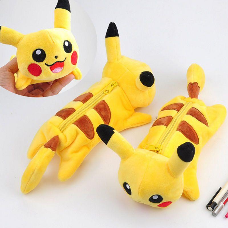 Anime Dragonball Z Double Layer Zipper Pen Bag Pencil Case Toy Gift Kids School