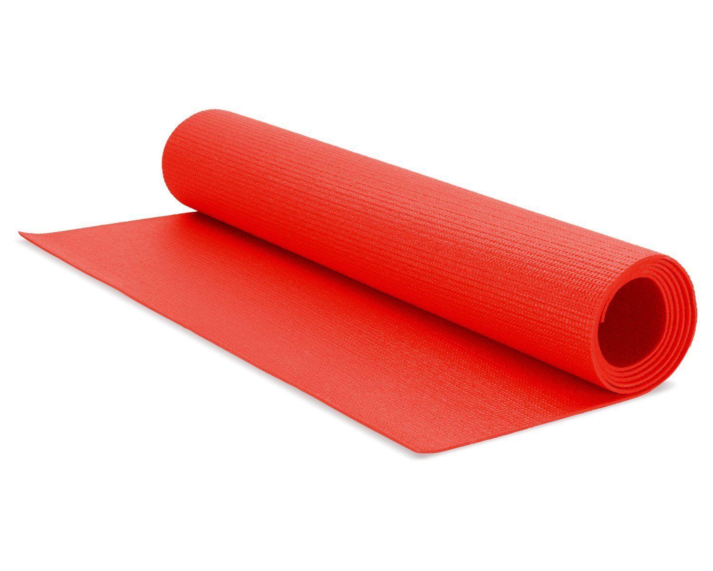 Premium PVC Yoga Mat (3mm & 5mm) Multi Color Available