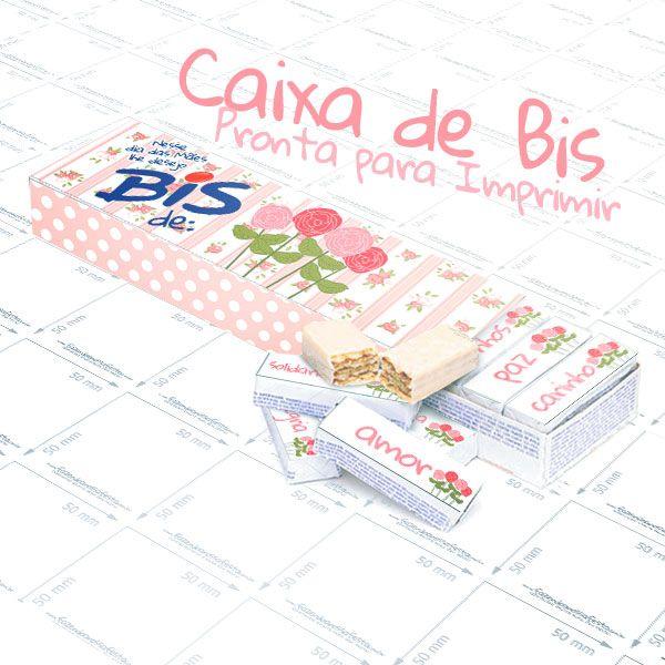 Caixa Bis Personalizada Para Dia Das Maes Com Imagens Caixa