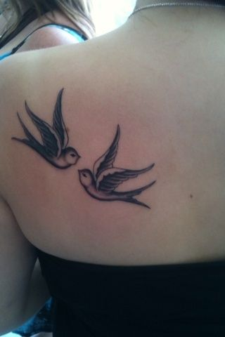swallow tattoo swallow sparrow blue bird tattoos pinterest. Black Bedroom Furniture Sets. Home Design Ideas