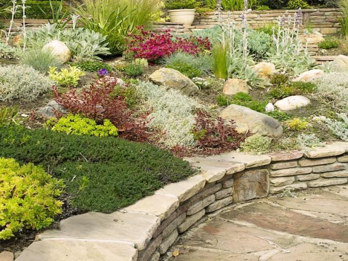 Gartengestaltung mit Steinen   Nutzen Sie Tipps von Garten ...