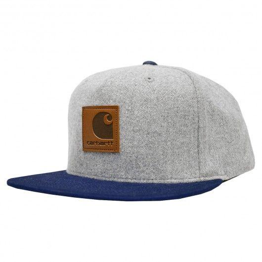Carhartt Neal Starter Cap grey